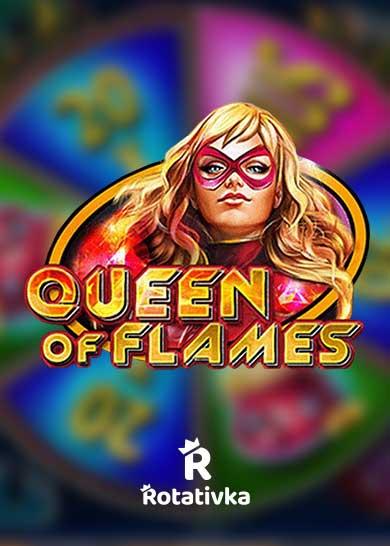 Queen of Flames Bezplatna Igra