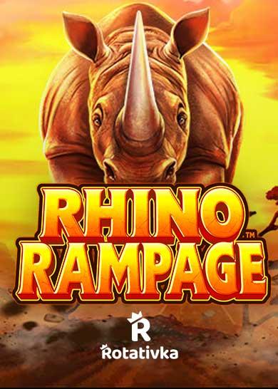 Rhino Rampage Bezplatna Igra