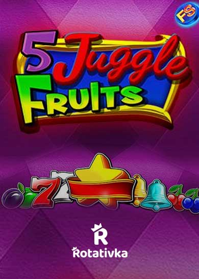 5 Juggle Fruits Free Play