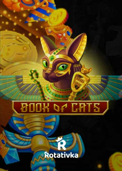 Book of Cats Free Play
