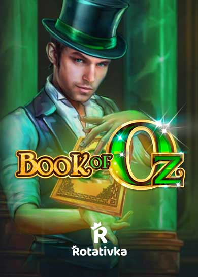 Book of Oz Free Play