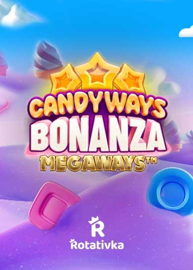 Candyways Bonanza Megaways Free Play