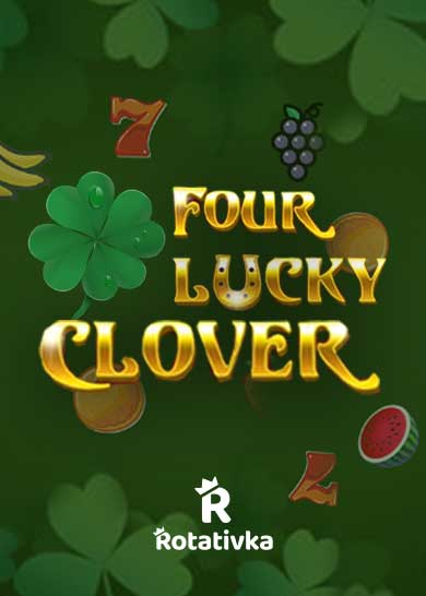 Four Lucky Clover Free Play