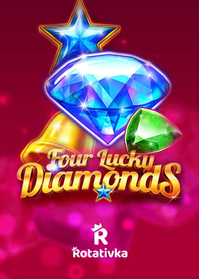 Four Lucky Diamonds Free Play