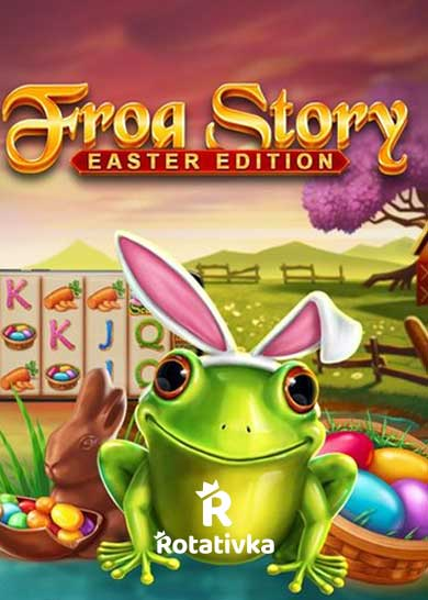 Frog Story Easter Edition Demo