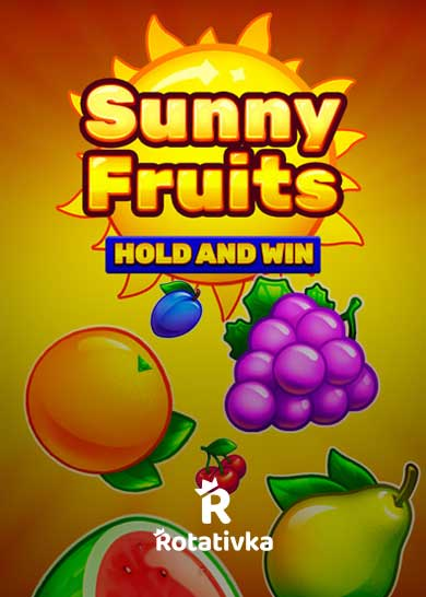 Sunny Fruits Hold and Win Demo