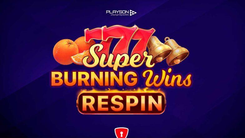 Super Burning Wins Demo