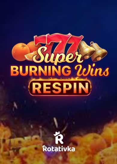 Super Burning Wins Free Play