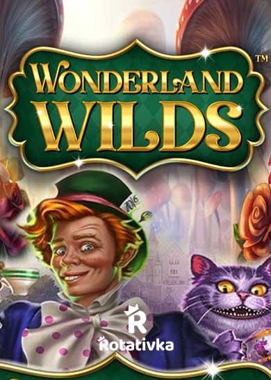 Wonderland Wilds Free Play