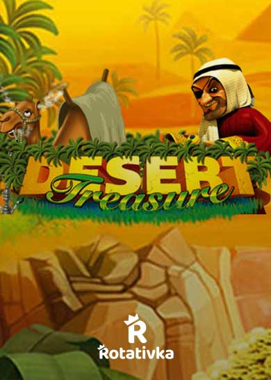 Desert Treasure Free Play