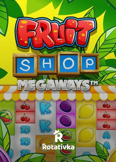 Fruit Shop Megaways Free Play