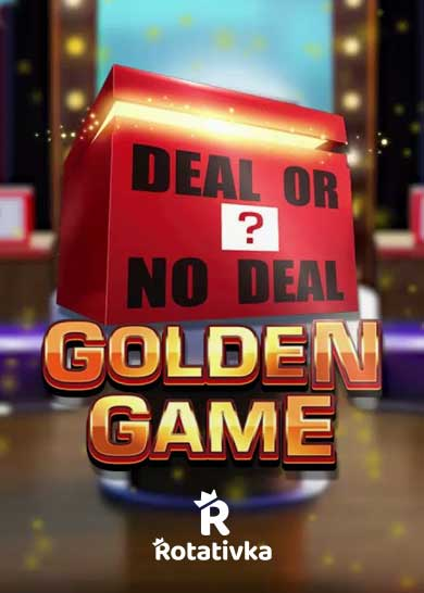 The Deal or No Deal Golden Game Demo