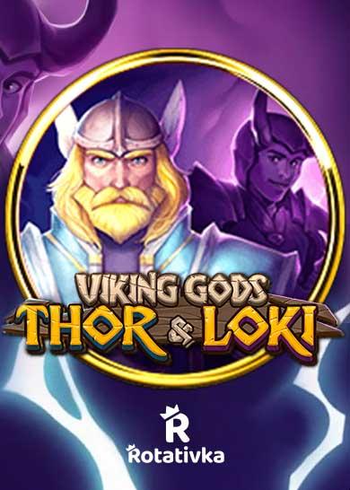 Viking Gods Thor and Loki Free Play