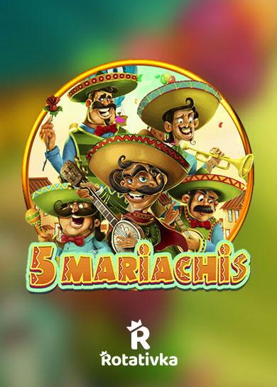 5 Mariachis Free Play