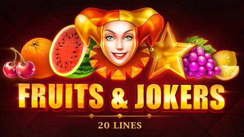 Fruits & Jokers Demo