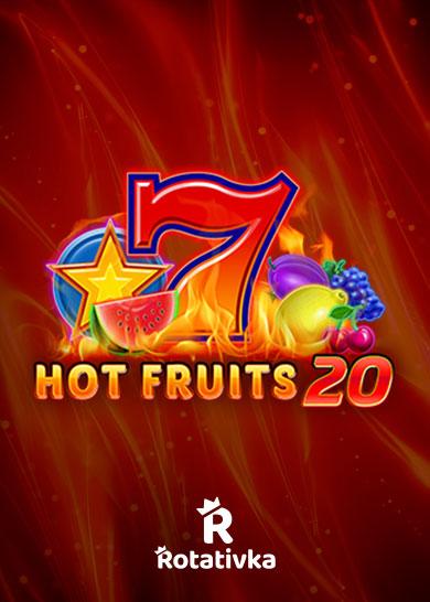 Hоt Fruits 20 free play