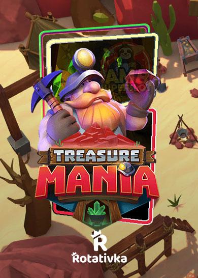 Treasure Mania Free Play