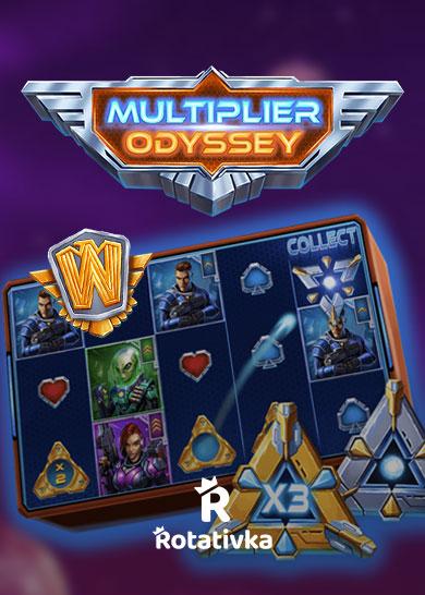 Multiplier Odyssey Free Play