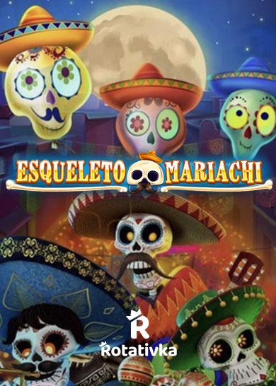 Esqueleto Mariachi Free Play