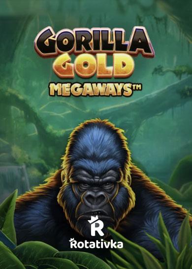 Gorilla Gold Megaways Free Play