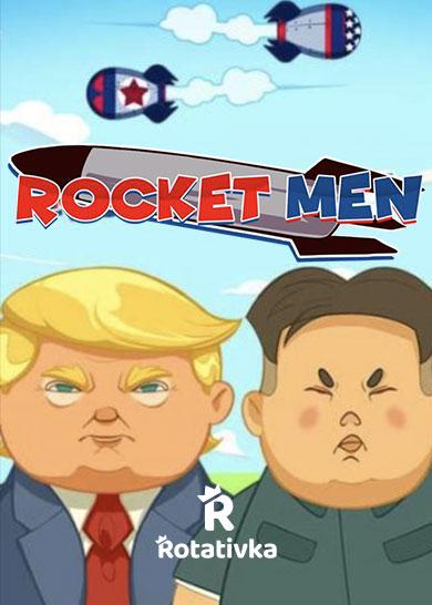 Rocket Men Free Play