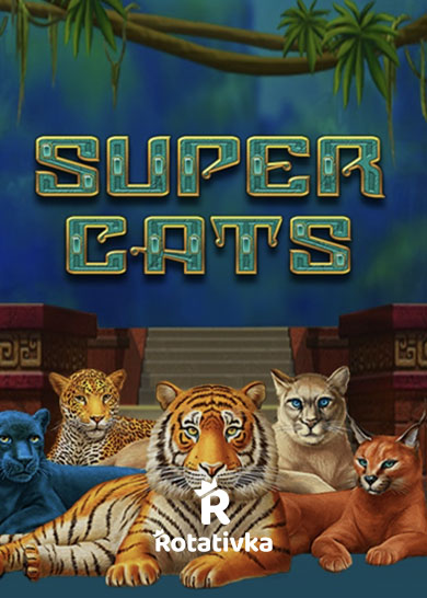 Super Cats Free Play